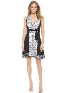 Diane von Furstenberg Kylie Wrap Dress