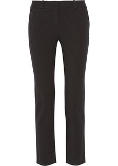 Diane von Furstenberg Libbie stretch-jersey straight-leg pants