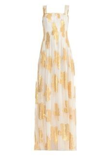 Diane Von Furstenberg Lille gown