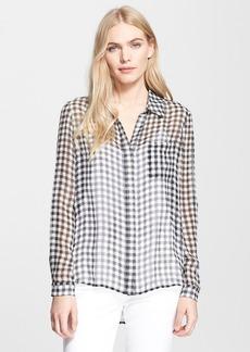 Diane von Furstenberg 'Lorelei 2' Print Silk Shirt