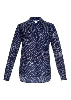 Diane Von Furstenberg Lorelei Two shirt