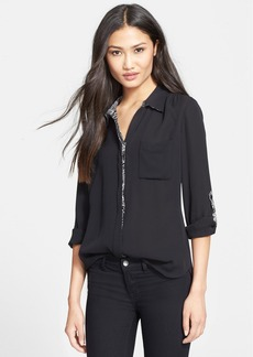 Diane von Furstenberg 'Lorelei Two' Silk Blouse