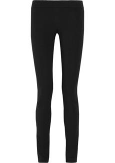 Diane von Furstenberg Lupa stretch-ponte leggings