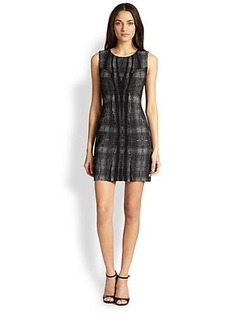 Diane von Furstenberg Mackenzie Body-Con Sleeveless Dress