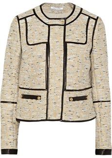 Diane von Furstenberg Maelee bouclé jacket