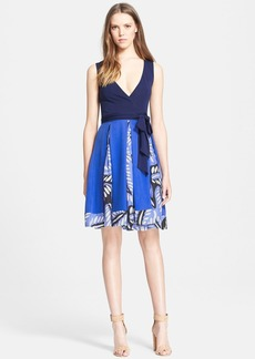 Diane von Furstenberg 'Malba' Sleeveless Wrap Dress (Nordstrom Exclusive)