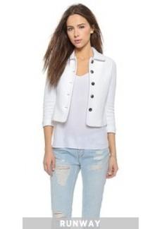 Diane von Furstenberg Martia Cropped Jacket