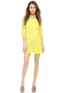 Diane von Furstenberg Martina Lace Dress