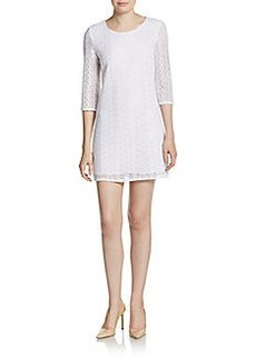 Diane von Furstenberg Martina Shift Dress
