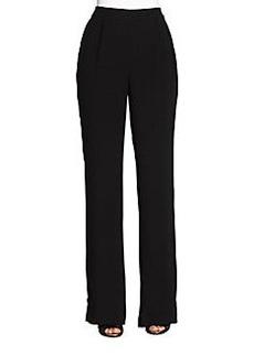 Diane von Furstenberg Martina Wide-Leg Pants
