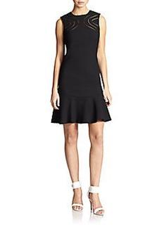 Diane von Furstenberg Maureen Peplum Sheath Dress
