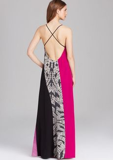 DIANE von FURSTENBERG Maxi Dress - Naomi Silk