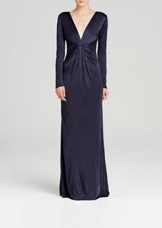 DIANE von FURSTENBERG Maxi Dress - V Neck