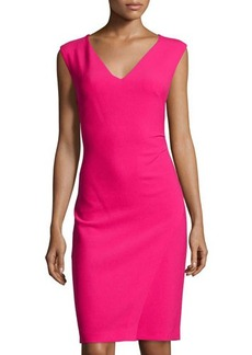 Diane von Furstenberg Megan Sleeveless Sheath Dress