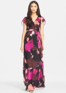 Diane von Furstenberg 'Melania' Silk Gown