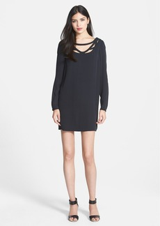 Diane von Furstenberg 'Melanie' Silk Shift Dress