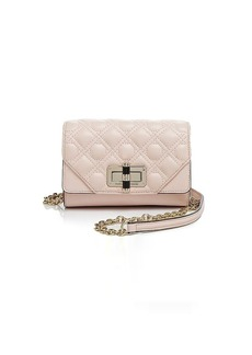 DIANE von FURSTENBERG Mini Bag - 440 Gallery Micro Caning Quilted
