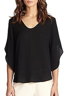 Diane von Furstenberg Nancy Silk Blouse