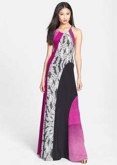 Diane von Furstenberg 'Naomi' Silk Maxi Dress