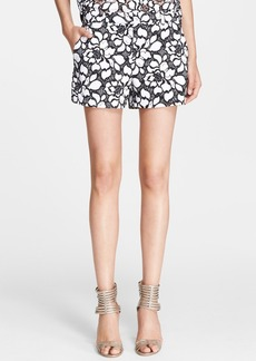 Diane von Furstenberg 'Napoli' Embroidered Shorts