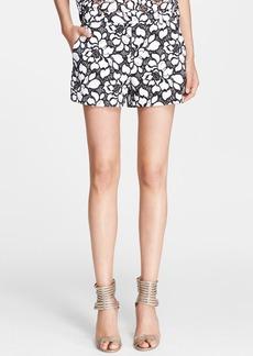 Diane von Furstenberg 'Napoli' Embroidered Shorts