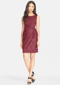 Diane von Furstenberg 'New Della' Print Silk Dress