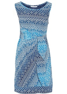 Diane von Furstenberg New Della printed silk dress