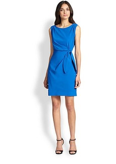 Diane von Furstenberg New Della Side Tie Dress