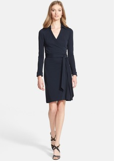 Diane von Furstenberg 'New Jeanne Two' Jersey Wrap Dress