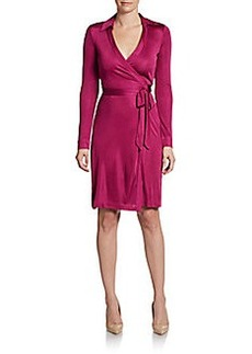 Diane von Furstenberg New Jeanne Two Jersey Wrap Dress
