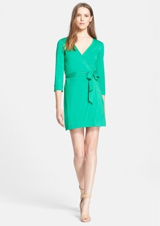 Diane von Furstenberg 'New Julian 2' Knit Wrap Dress