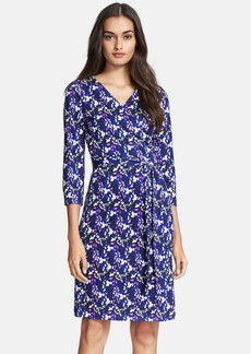 Diane von Furstenberg 'New Julian 2' Silk Jersey Wrap Dress