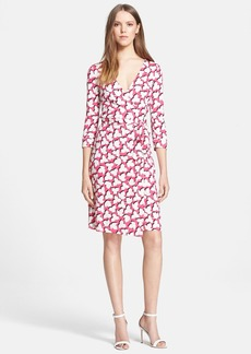 Diane von Furstenberg 'New Julian 2' Silk Jersey Wrap Dress