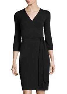 Diane von Furstenberg New Julian Two Dress, Black