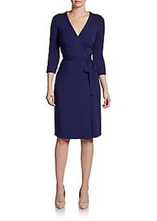 Diane von Furstenberg New Julian Two Jersey Wrap Dress