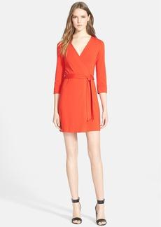 Diane von Furstenberg 'New Julian Two' Mini Wrap Dress