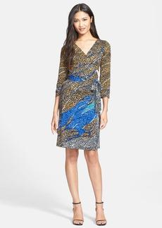 Diane von Furstenberg 'New Julian Two' Silk Jersey Wrap Dress