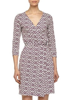 Diane von Furstenberg New Julian Two Wrap Mini Dress
