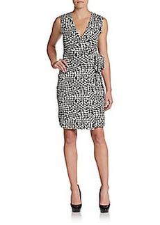 Diane von Furstenberg New Yahzi Jersey Wrap Dress
