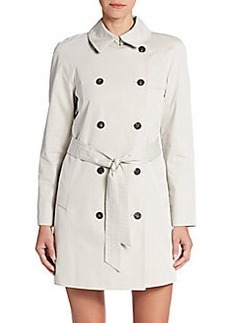 Diane von Furstenberg Nicolin Trench Coat