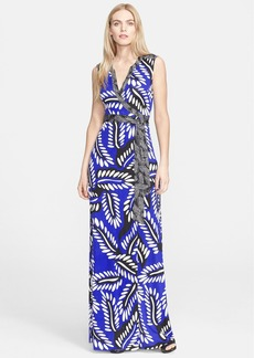 Diane von Furstenberg 'Orchid' Silk Jersey Wrap Dress
