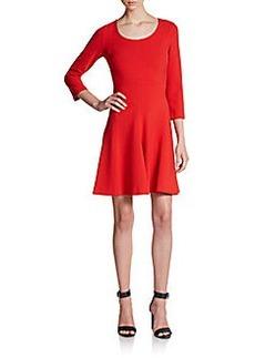 Diane von Furstenberg Paloma A-Line Dress