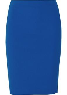 Diane von Furstenberg Panel Marta stretch-ponte skirt