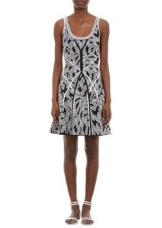 "Diane von Furstenberg ""Panther Lace"" Ilsa Dress"