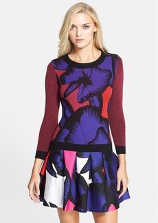 Diane von Furstenberg Pattern Pullover
