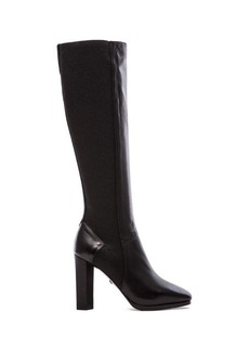 Diane von Furstenberg Pella Boot in Black