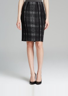 DIANE von FURSTENBERG Pencil Skirt - Panel Marta