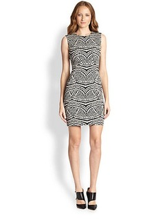 Diane von Furstenberg Pentra Printed Dress