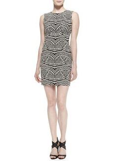 Diane von Furstenberg Pentra Sleeveless No-Seam Dress