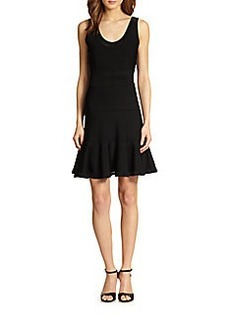 Diane von Furstenberg Perry Fit & Flare Dress